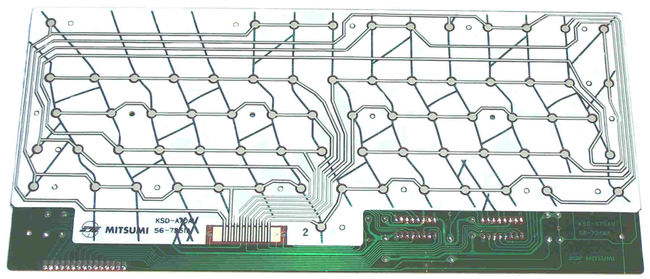 A new Best Atari 1200XL Keyboard